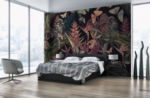 wildgarden wallcovering tapete