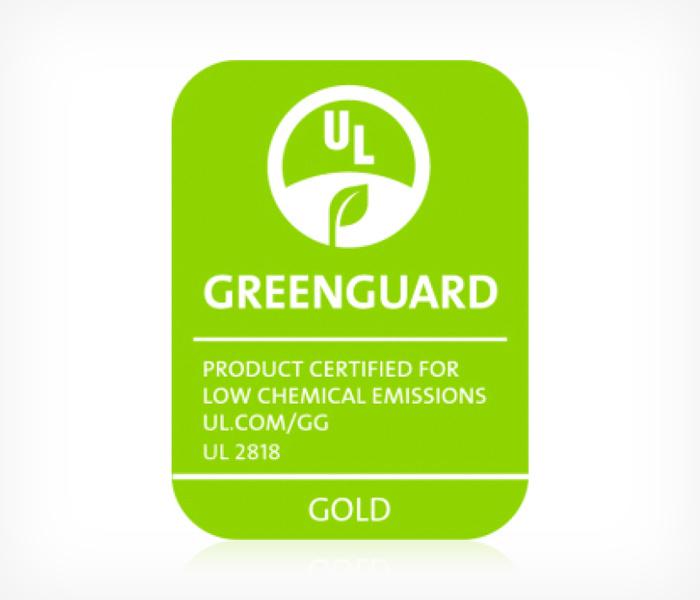 Greenguard Gold Wallcovering - Tapeten für eine bessere Raumqualität